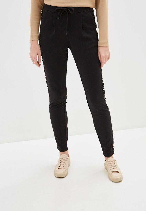 женские спортивные брюки b.young, черные