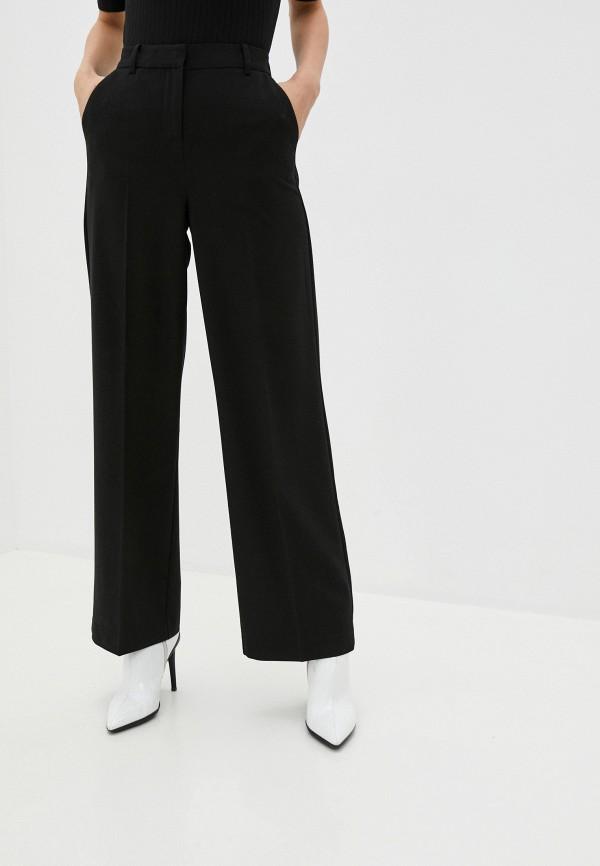 женские классические брюки b.young, черные