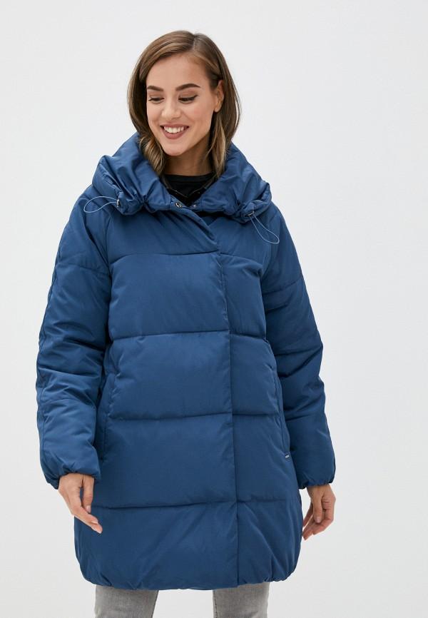 женская куртка b.young, синяя