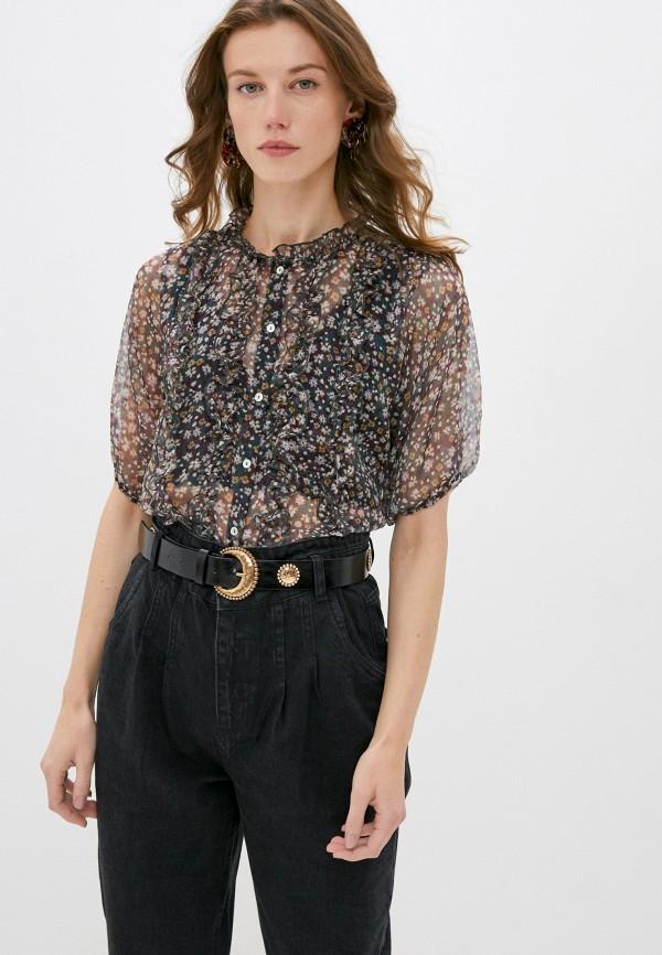женская блузка b.young, разноцветная
