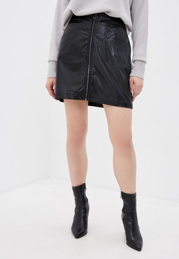 женская юбка b.young, черная