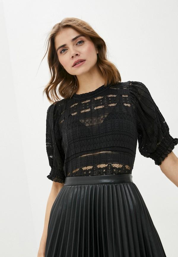 женская блузка b.young, черная