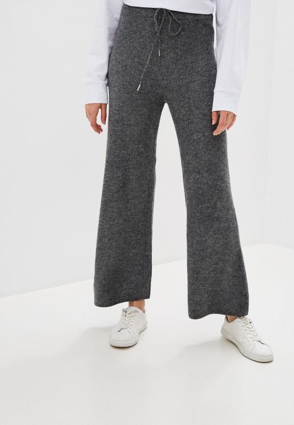 женские повседневные брюки b.young, серые