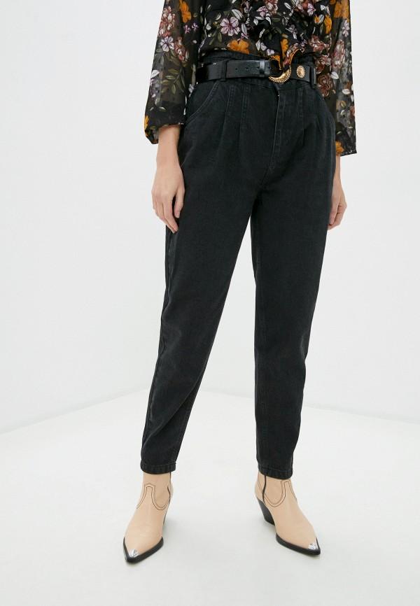 женские джинсы b.young, черные