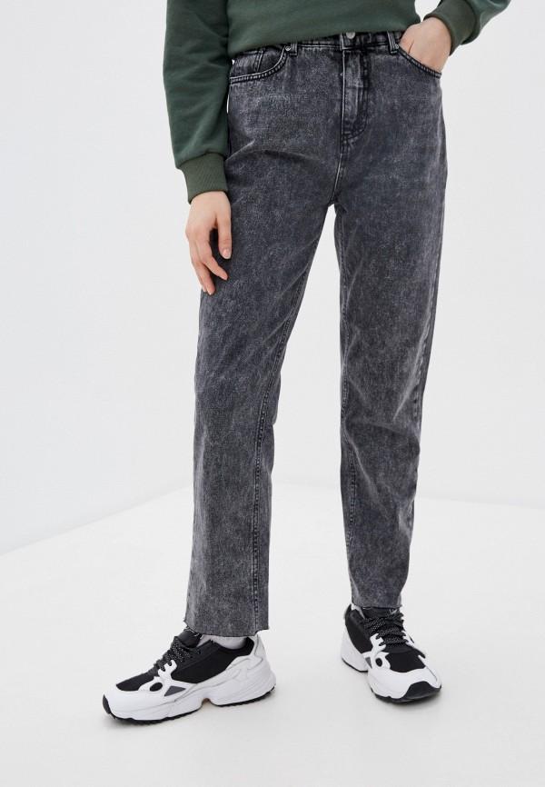 женские джинсы b.young, серые