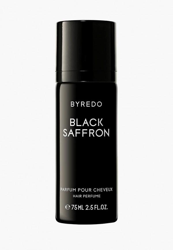 Купить Спрей для волос Byredo, Black Saffron Hair Perfume 75 мл для волос, by007lwdbvb0, прозрачный, Осень-зима 2018/2019