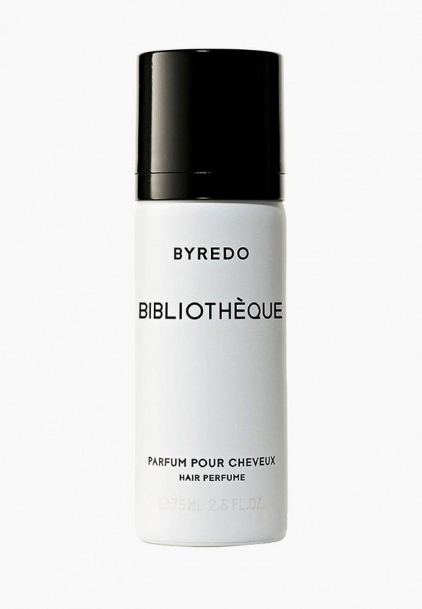 Купить Парфюмерная вода Byredo, Bibliotheque Hair Perfume 75 мл, by007lwdbvb5, прозрачный, Весна-лето 2019