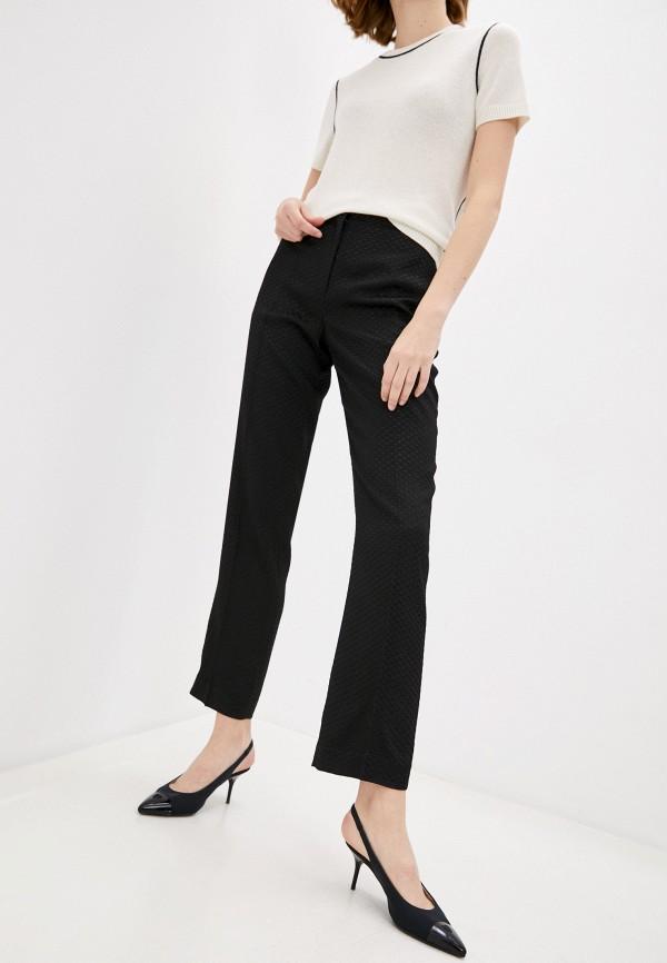 женские классические брюки by malene birger, черные