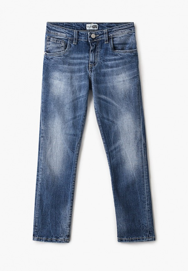 джинсы byblos для мальчика, синие