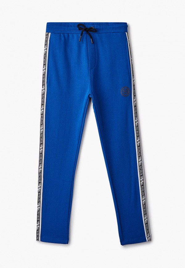 спортивные брюки byblos для мальчика, синие