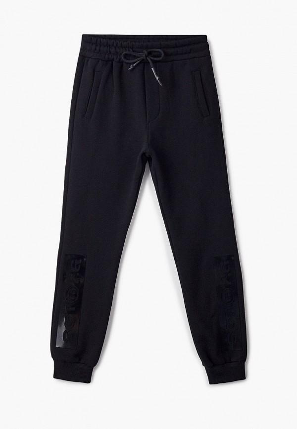 спортивные брюки byblos для мальчика, черные