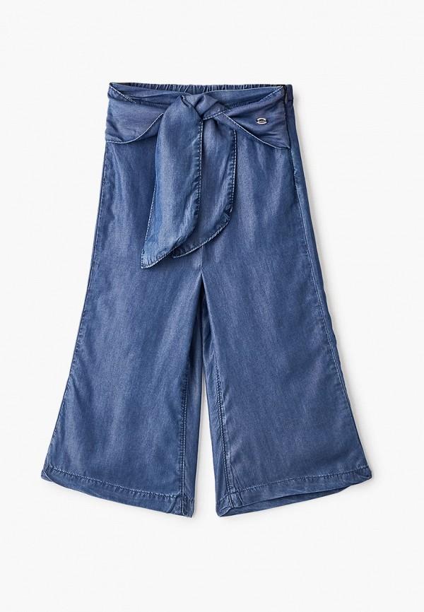брюки byblos для девочки, синие