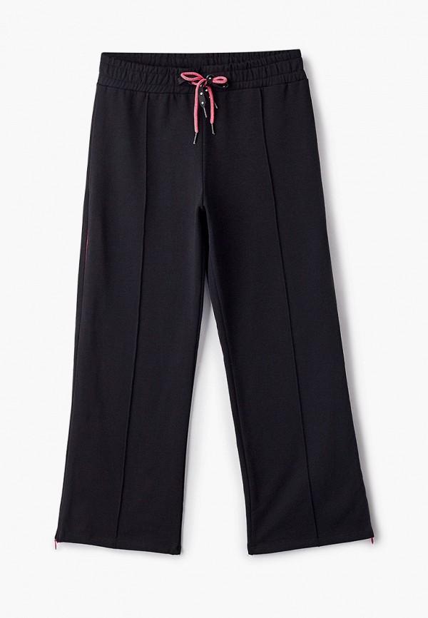спортивные брюки byblos для девочки, черные