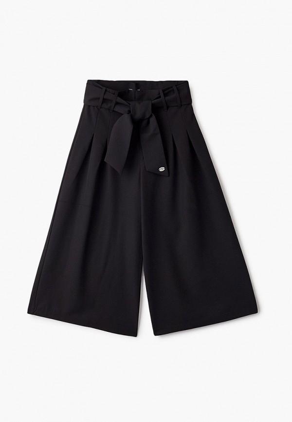 брюки byblos для девочки, черные