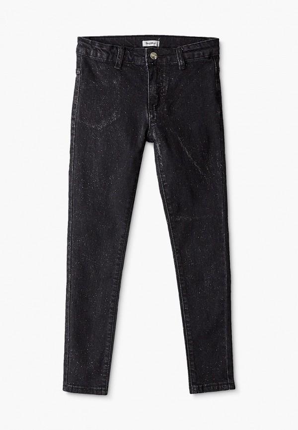 джинсы byblos для девочки, серые