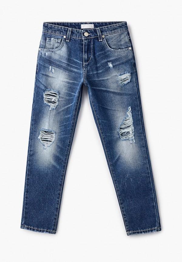 джинсы byblos для девочки, синие