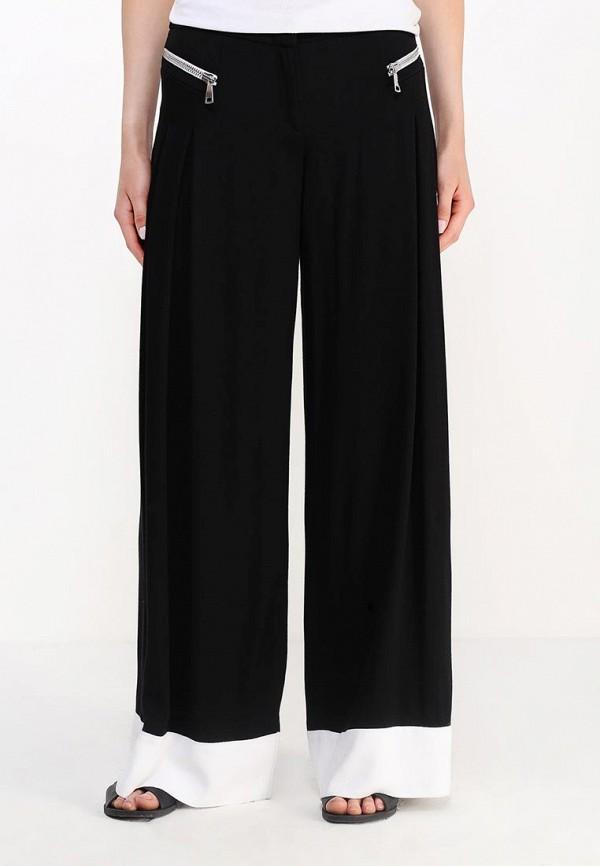 Фото 3 - женские брюки Byblos черного цвета