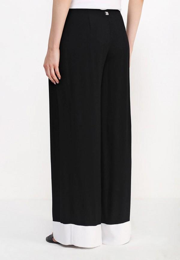 Фото 4 - женские брюки Byblos черного цвета