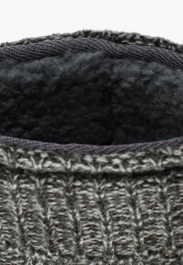 Фото 5 - Сапоги Canadians серого цвета
