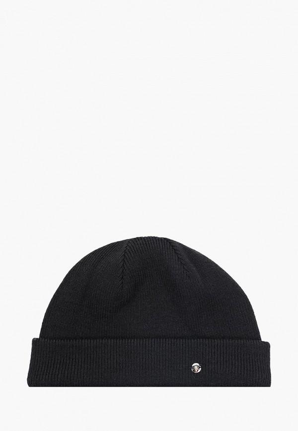 мужская шапка canoe, черная