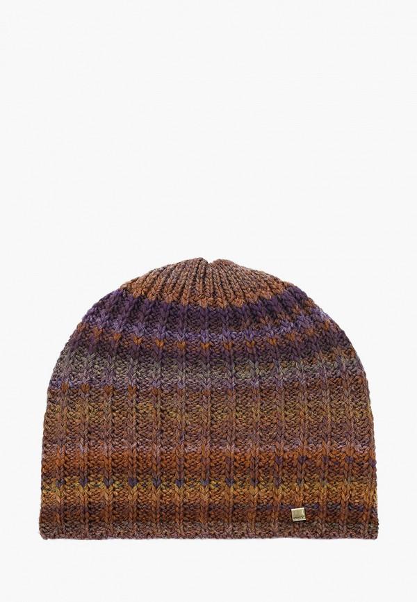 мужская шапка canoe, коричневая