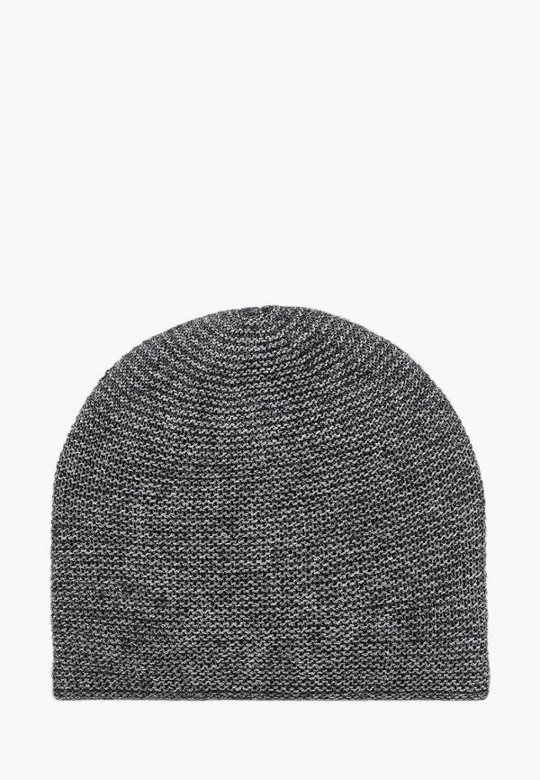 женская шапка canoe, черная