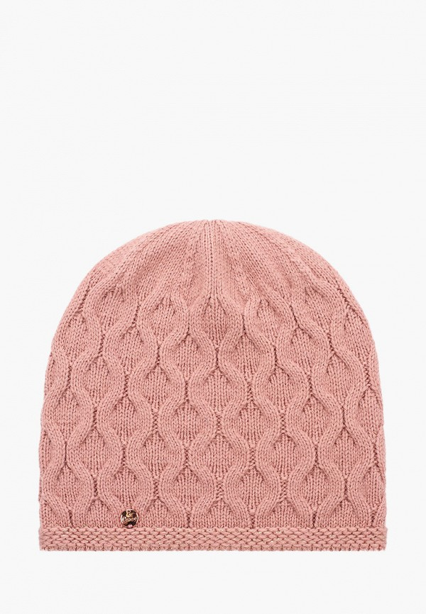 женская шапка canoe, розовая
