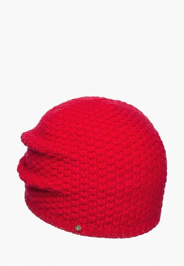 женская шапка canoe, красная