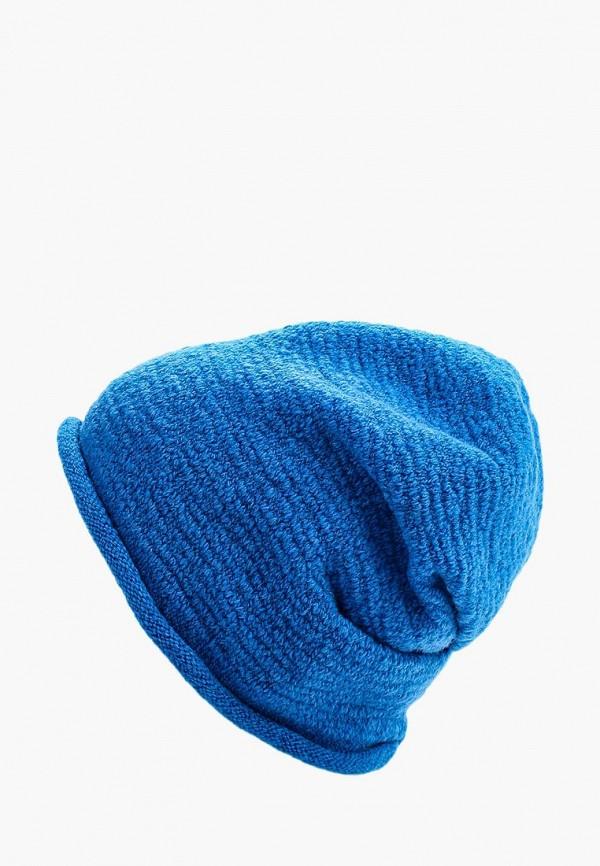 женская шапка canoe, голубая