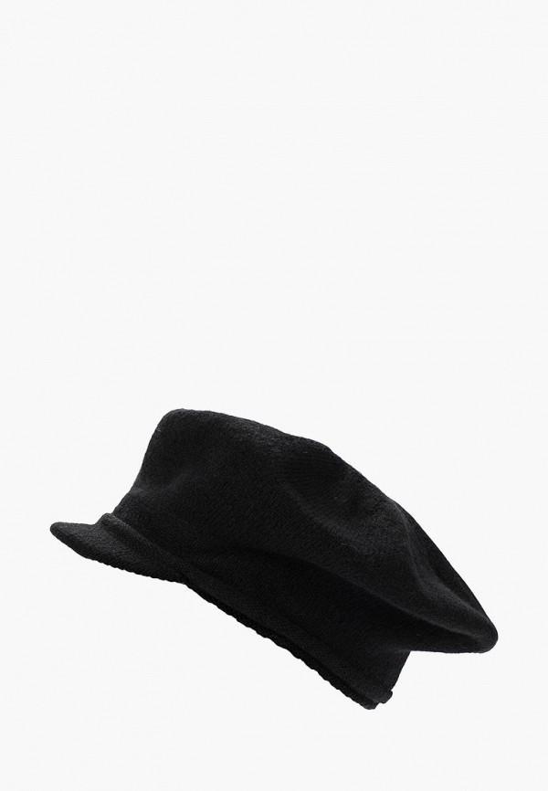 женская кепка canoe, черная