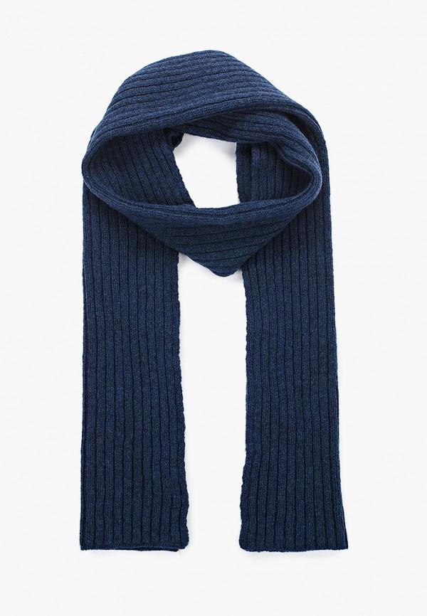 мужской шарф canoe, синий