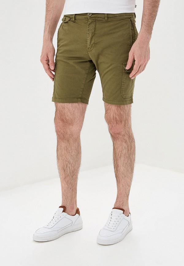 мужские повседневные шорты casual friday by blend, хаки