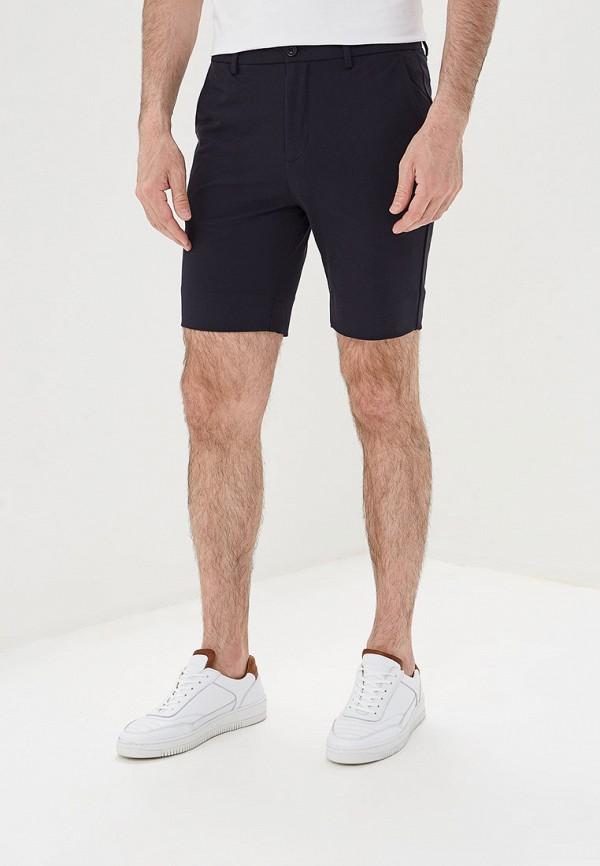 мужские повседневные шорты casual friday by blend, черные