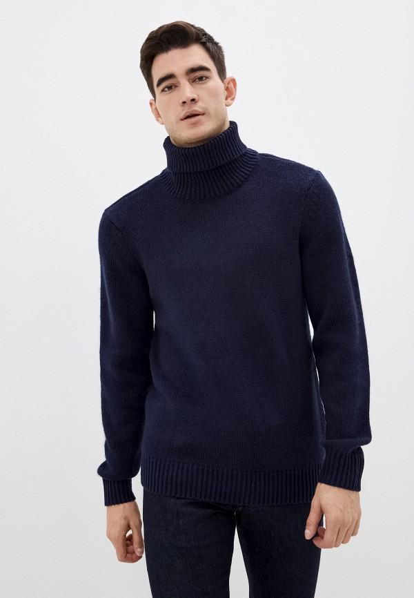 мужской свитер casual friday by blend, синий