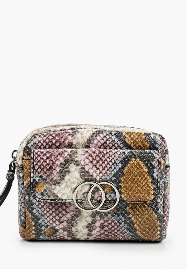 женская сумка call it spring, разноцветная