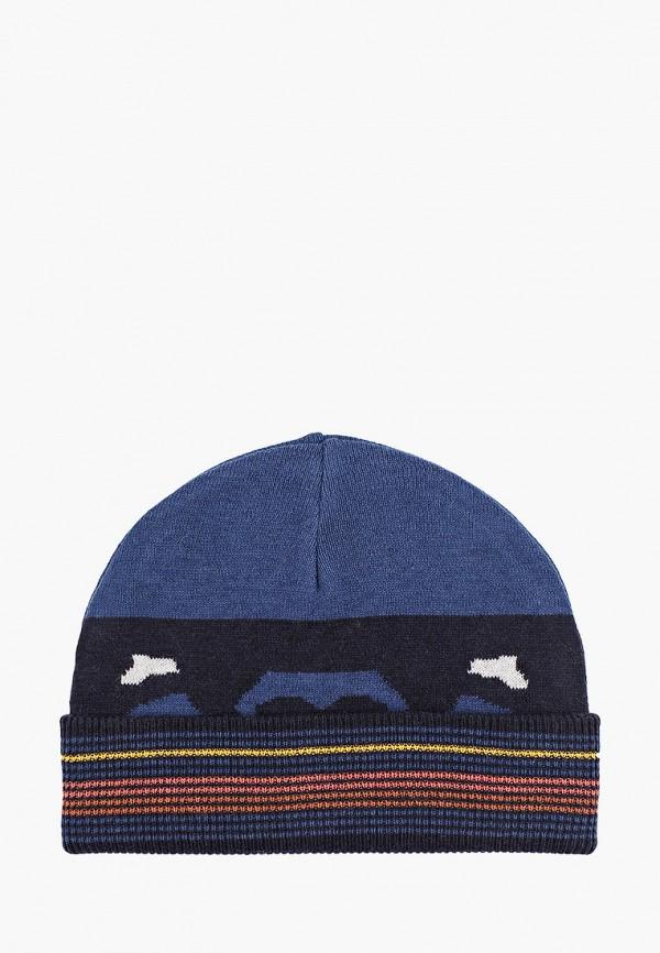 шапка catimini для мальчика, синяя