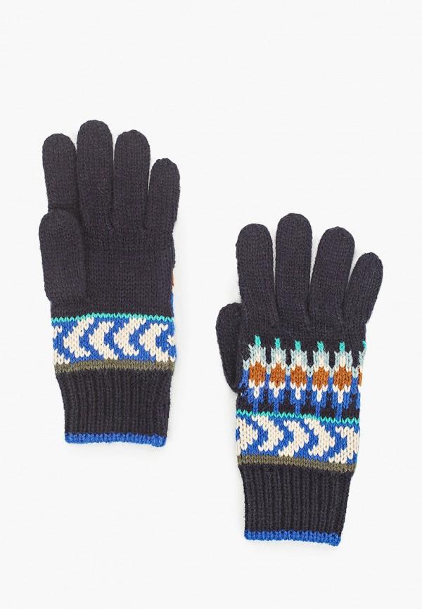 перчатки catimini для мальчика, синие