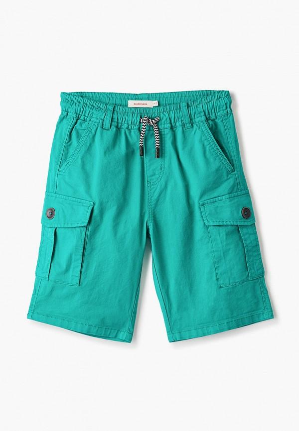шорты catimini для мальчика, зеленые