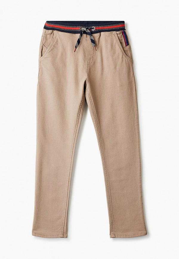 брюки catimini для мальчика, бежевые