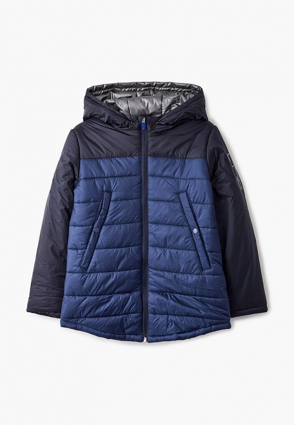 куртка catimini для мальчика, синяя
