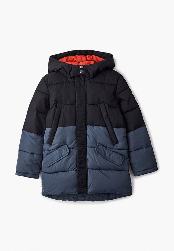 куртка catimini для мальчика, серая
