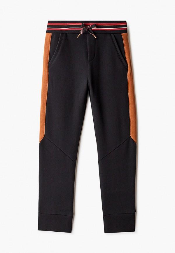 спортивные брюки catimini для мальчика, черные