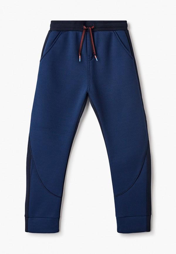 спортивные брюки catimini для мальчика, синие
