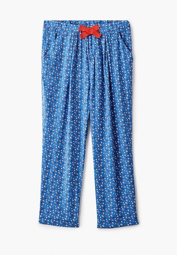 брюки catimini для девочки, синие