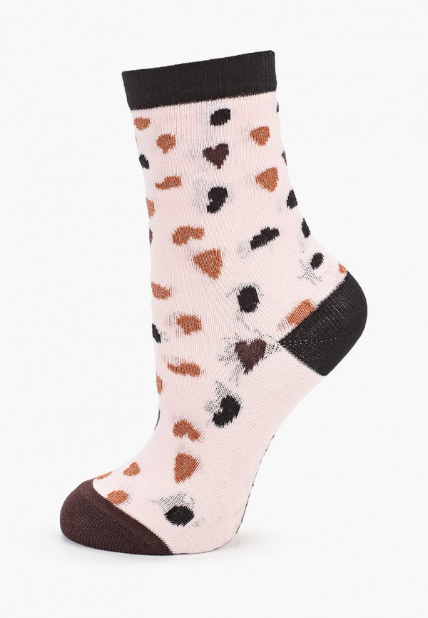 носки catimini для девочки, розовые