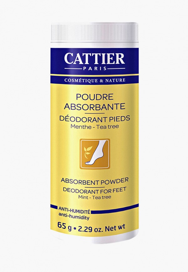 Дезодорант для ног Cattier Cattier CA061LWFVMO4 дезодорант для помещений