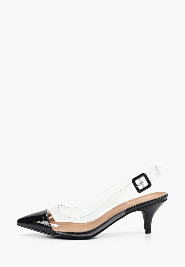женские ботинки catisa, черные