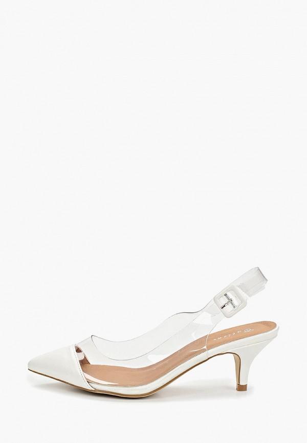 женские туфли catisa, белые