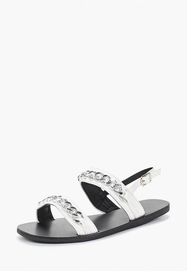 Купить женские сандали Catisa белого цвета