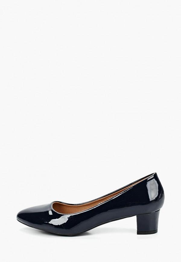 женские туфли catisa, черные